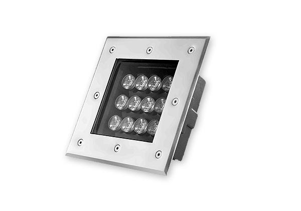 LED地埋灯 DMD-16408(正方形地埋灯)