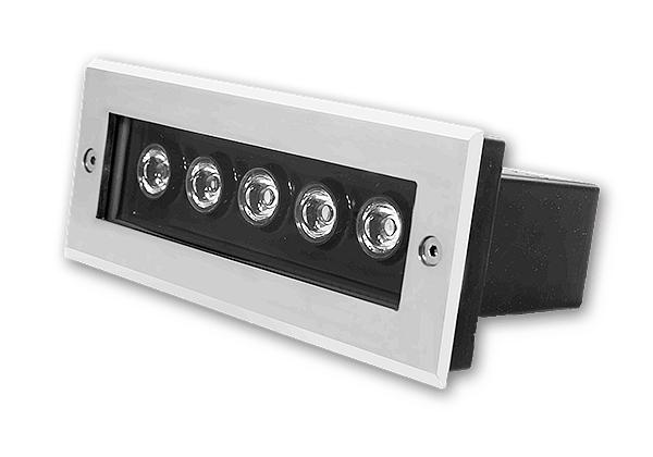 LED地埋灯 DMD-16409(长方形埋地灯)